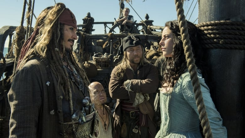 Backdrop Movie Pirates of the Caribbean: Dead Men Tell No Tales 2017