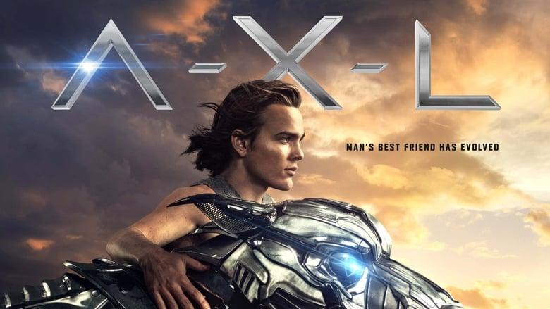 Backdrop Movie A-X-L 2018