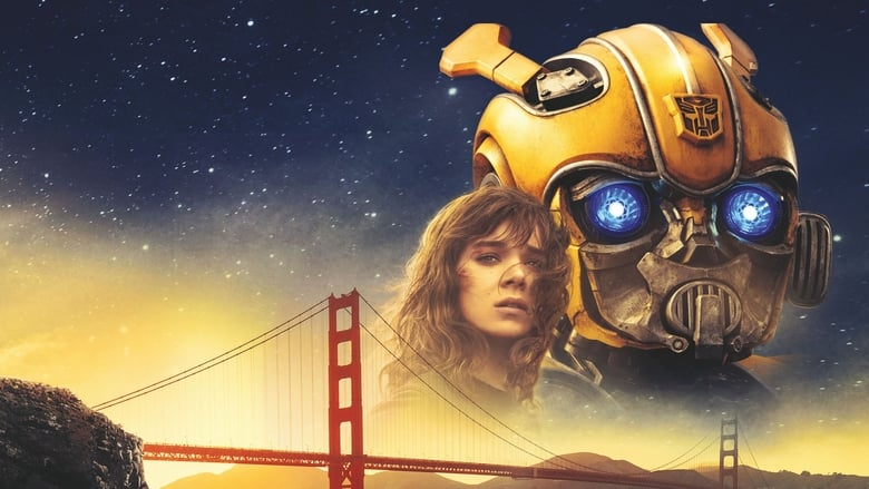 Backdrop Movie Bumblebee 2018