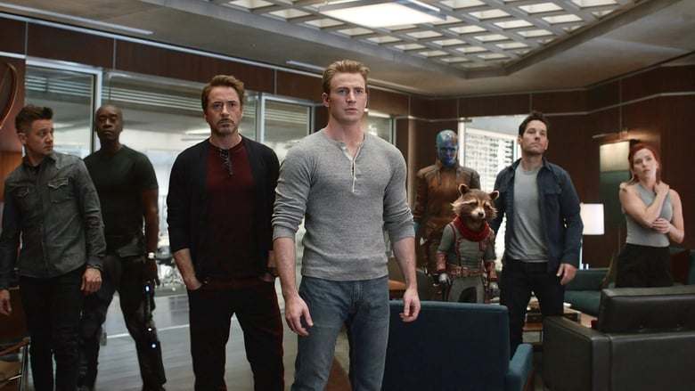 Watch Movie Online Avengers: Endgame (2019)