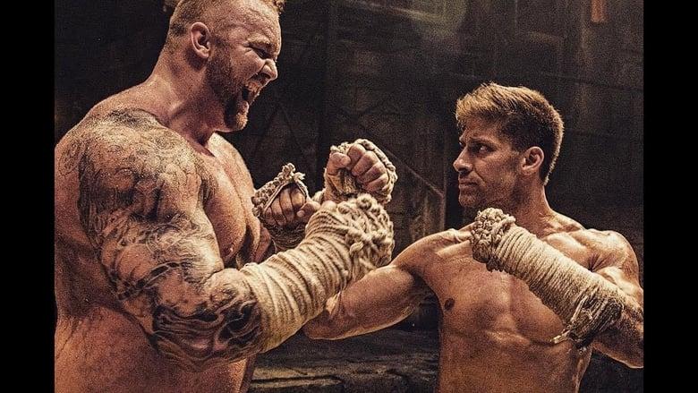 Backdrop Movie Kickboxer: Retaliation 2017