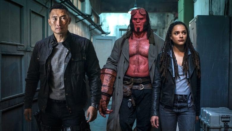 Download and Watch Movie Hellboy (2019)
