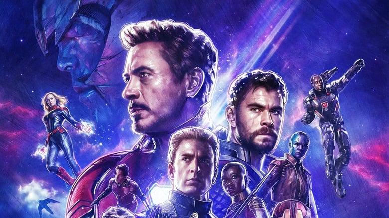 Backdrop Movie Avengers: Endgame 2019