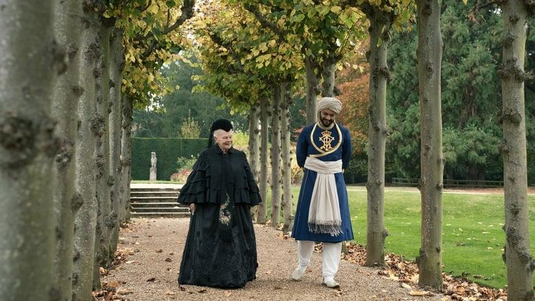 Backdrop Movie Victoria & Abdul 2017