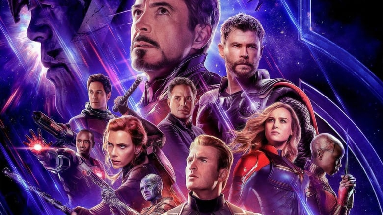 Download and Watch Full Movie Avengers: Endgame (2019)