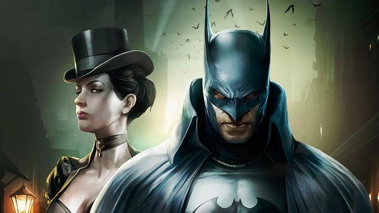 Backdrop Movie Batman: Gotham by Gaslight 2018
