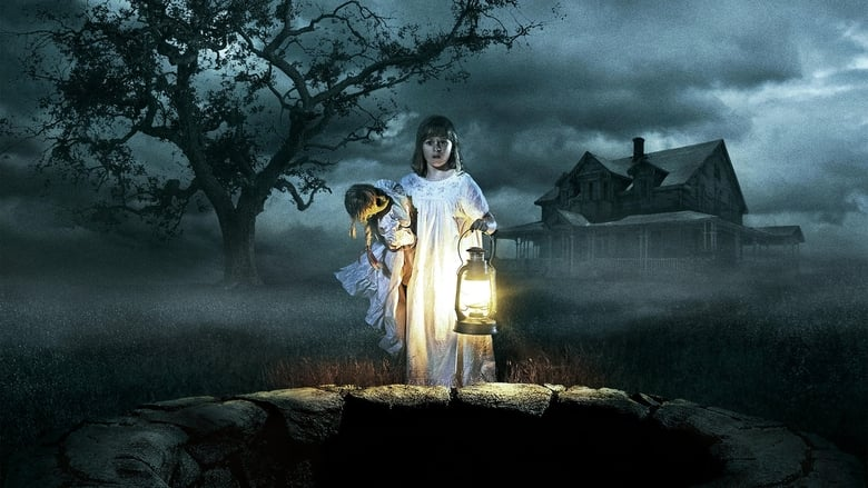 Watch Movie Online Annabelle: Creation (2017)