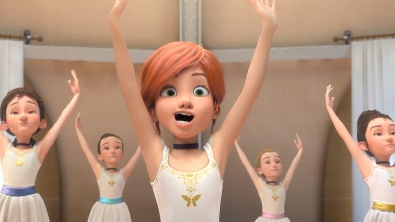Backdrop Movie Ballerina 2016