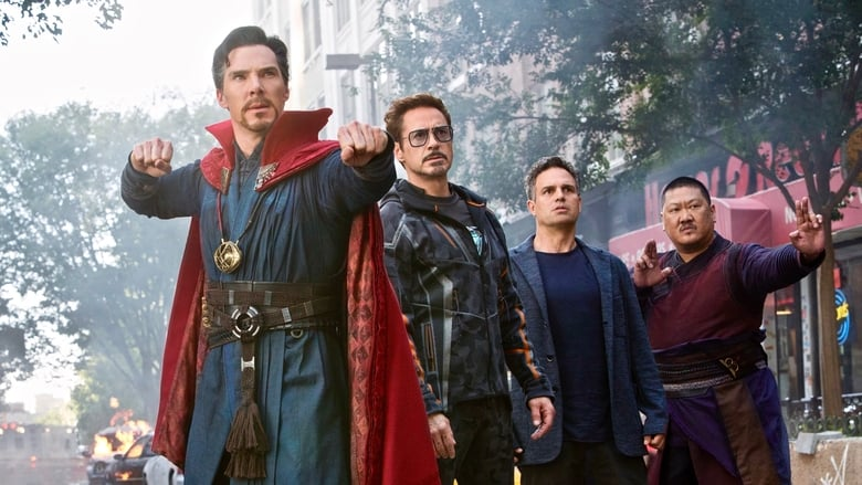 Watch and Download Full Movie Avengers: Infinity War (2018)