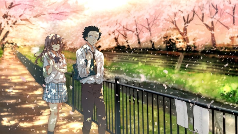 Backdrop Movie A Silent Voice 2016