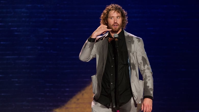 Backdrop Movie T.J. Miller: Meticulously Ridiculous 2017