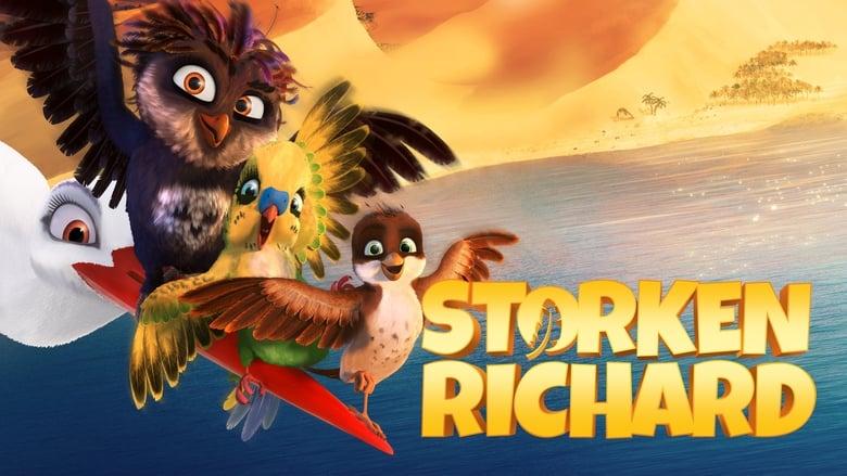 Streaming Full Movie A Stork's Journey (2017) Online