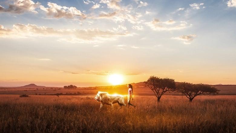 Mia y el león blanco'