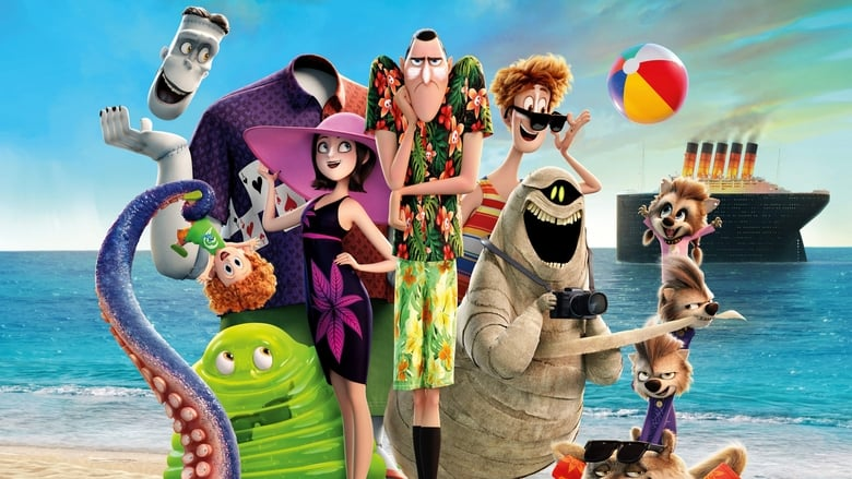 Backdrop Movie Hotel Transylvania 3: Summer Vacation 2018