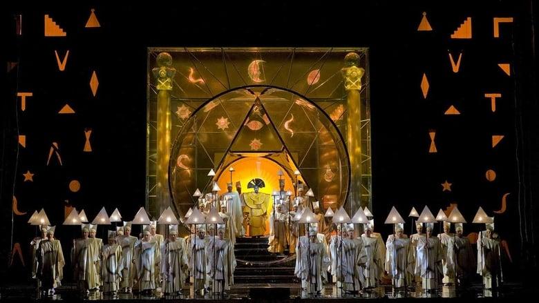 Backdrop Movie Die Zauberflöte: Met Opera Live 2017