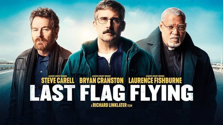 Watch Full Movie Online Last Flag Flying (2017)
