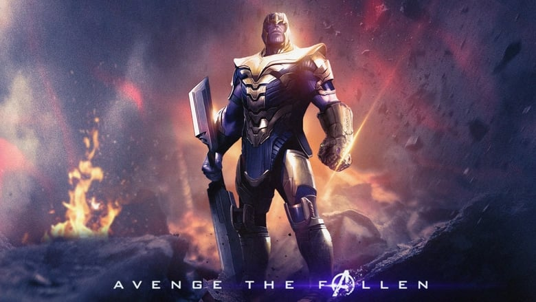 Backdrop Movie Avengers: Endgame 2019