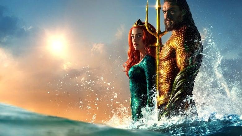 Backdrop Movie Aquaman 2018
