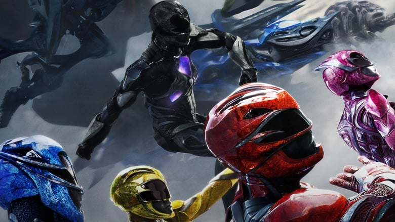 Backdrop Movie Power Rangers 2017