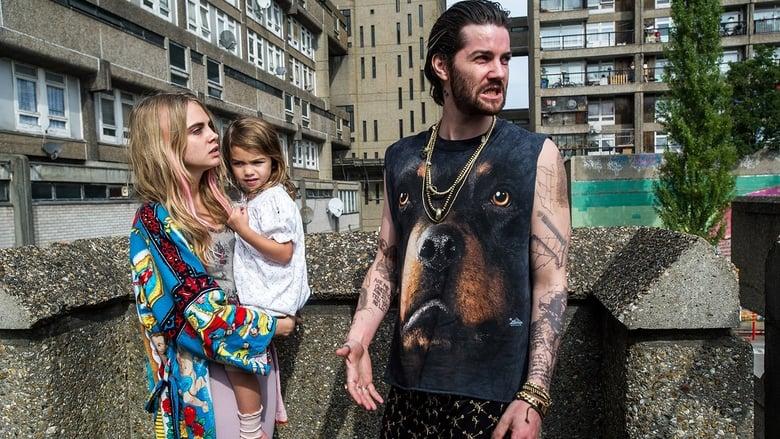 Backdrop Movie London Fields 2018