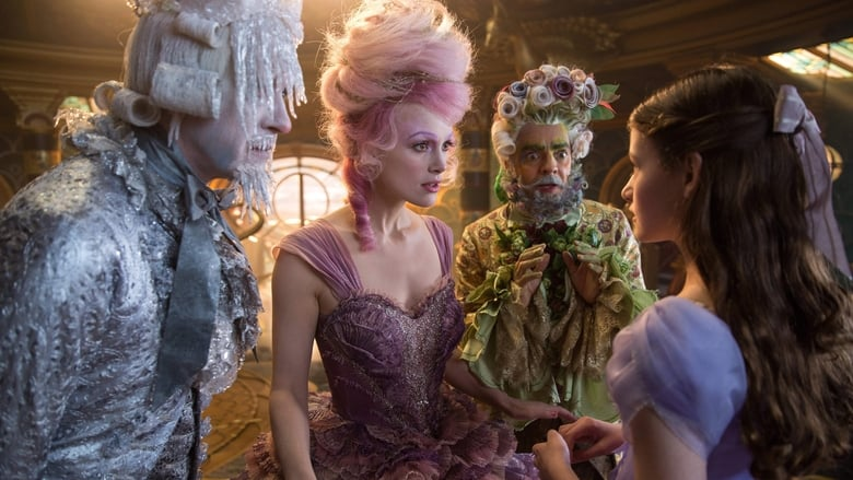 Backdrop Movie The Nutcracker and the Four Realms 2018