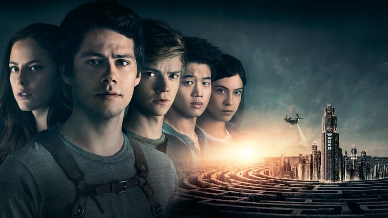 Backdrop Movie Maze Runner: The Death Cure 2018