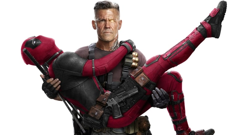Download Full Movie Deadpool 2 (2018)