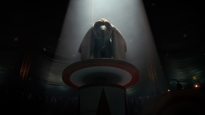 Backdrop Movie Dumbo 2019