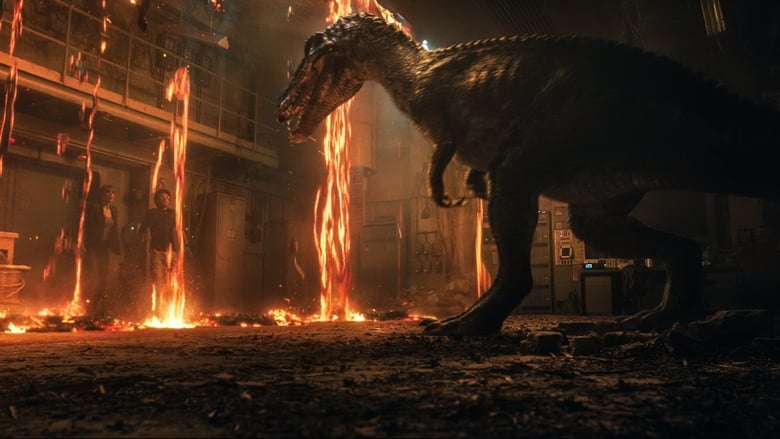 Backdrop Movie Jurassic World: Fallen Kingdom 2018