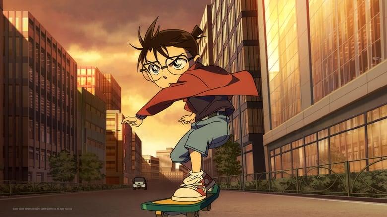 Backdrop Movie Detective Conan: Zero the Enforcer 2018