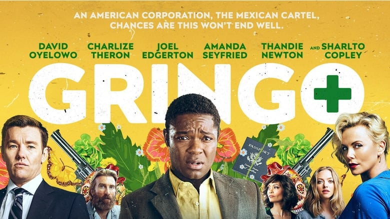 Backdrop Movie Gringo 2018
