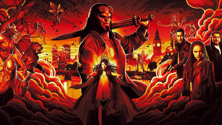 Watch Movie Online Hellboy (2019)