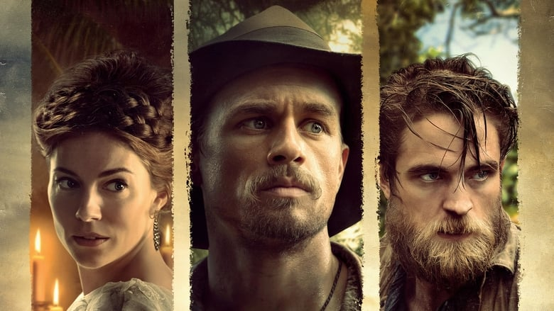 Watch and Download Full Movie The Lost City of Z (2016)