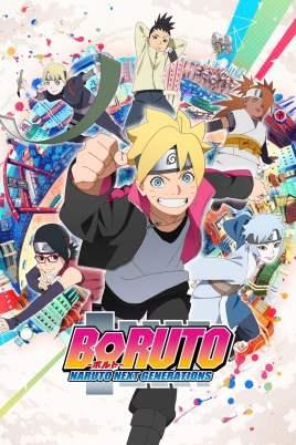 Boruto: Naruto Next Generations -