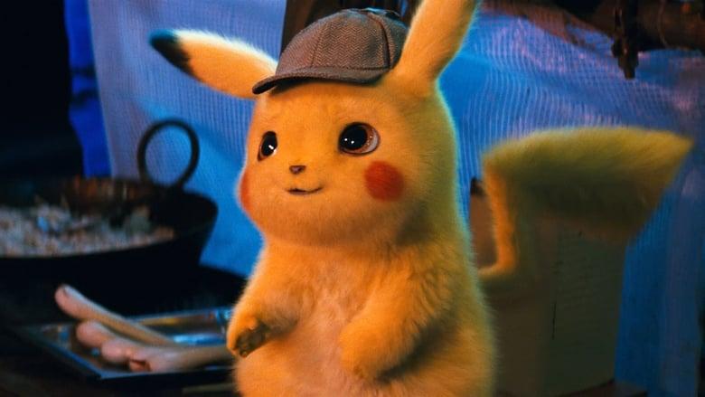 Backdrop Movie Pok?mon Detective Pikachu 2019
