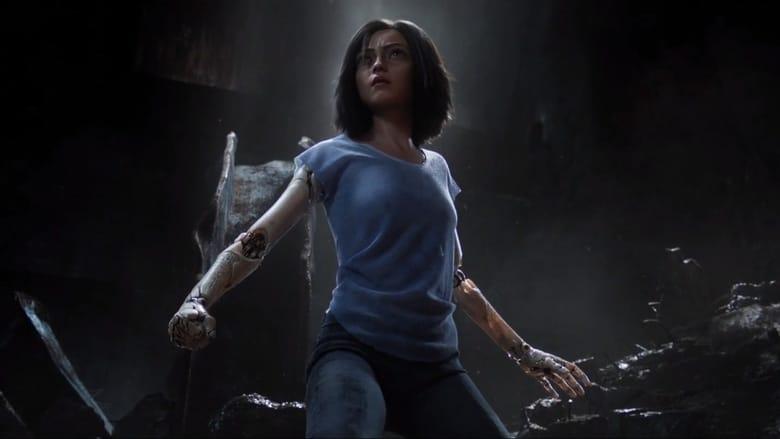 Backdrop Movie Alita: Battle Angel 2018