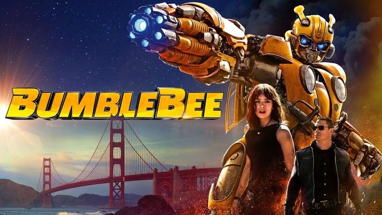 Backdrop Movie Bumblebee 2018