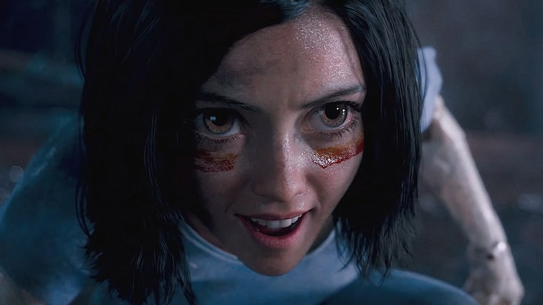 Backdrop Movie Alita: Battle Angel 2019