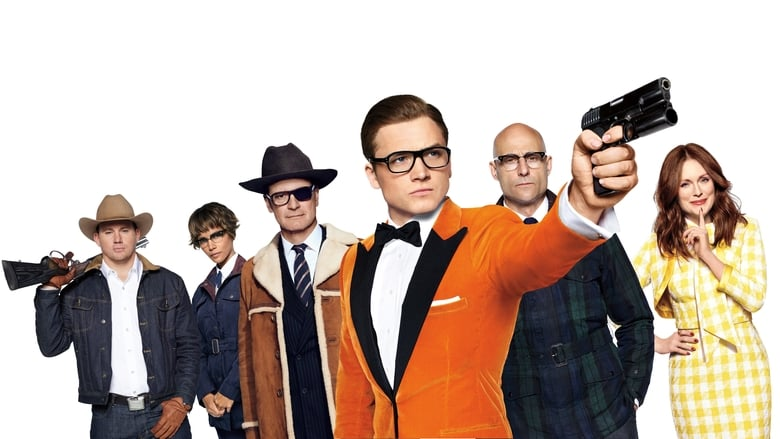 Backdrop Movie Kingsman: The Golden Circle 2017
