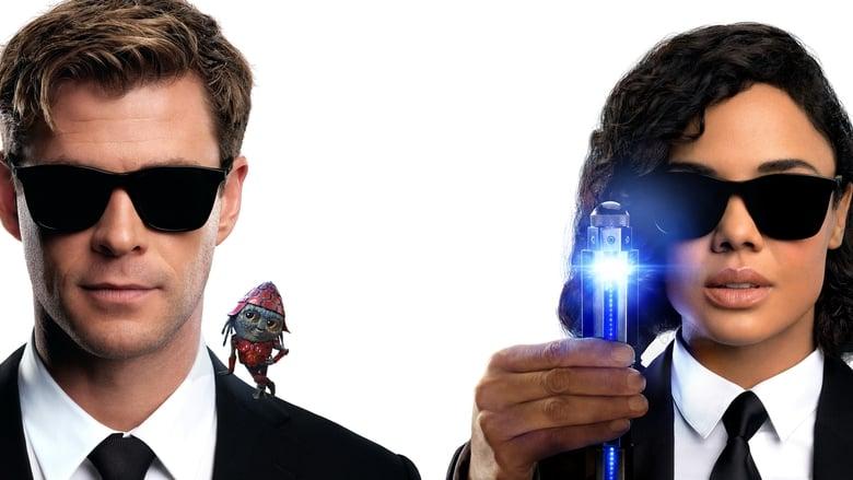 Backdrop Movie Men in Black: International 2019