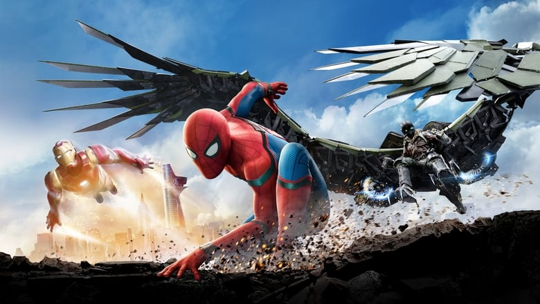 Streaming Movie Spider-Man: Homecoming (2017)