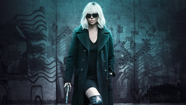 Image Movie Atomic Blonde 2017