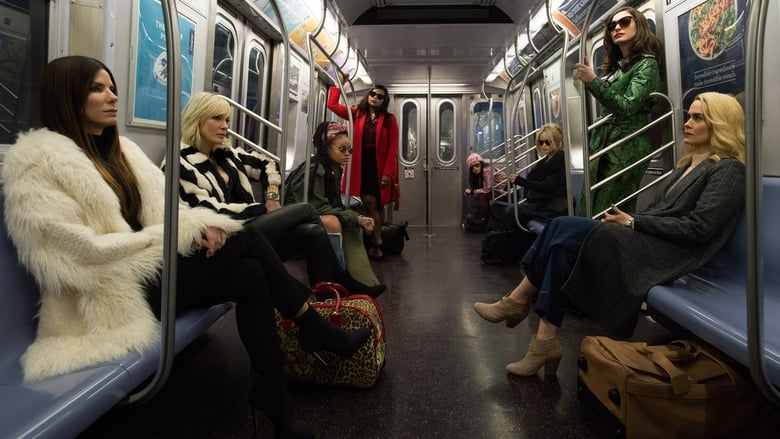 Backdrop Movie Ocean's 8 2018