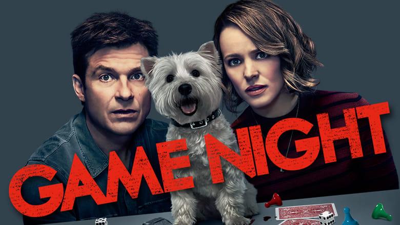 Backdrop Movie Game Night 2018