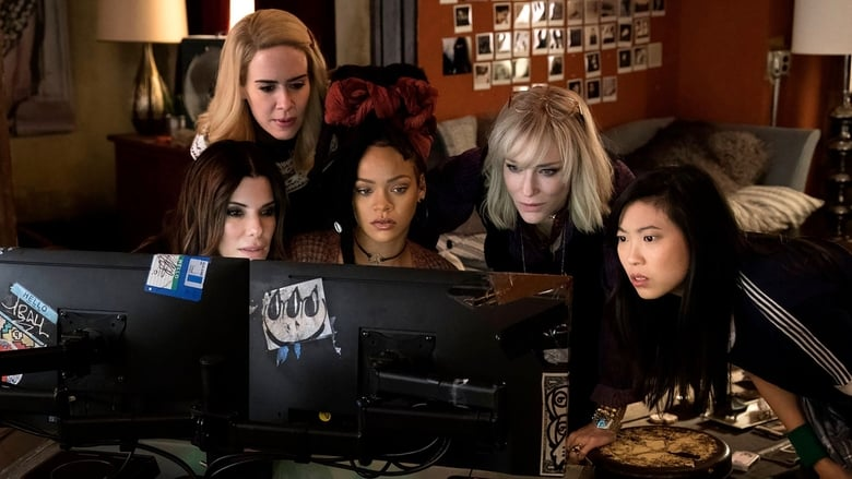 Backdrop Movie Ocean's Eight 2018