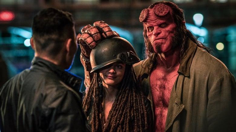 Backdrop Movie Hellboy 2019