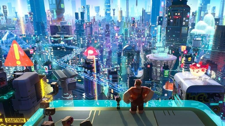 Backdrop Movie Ralph Breaks the Internet 2018
