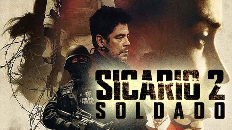 Backdrop Movie Sicario: Day of the Soldado 2018