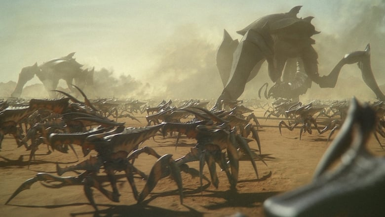 Backdrop Movie Starship Troopers: Traitor of Mars 2017
