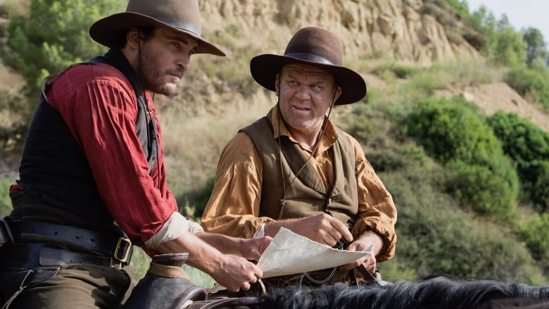 Backdrop Movie The Sisters Brothers 2018